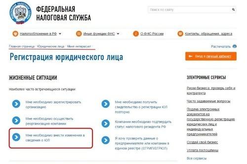 Реорганизация ООО в Санкт-Петербурге в короткие сроки