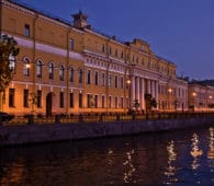 Петербуржские реставраторы показали обновленный Юсуповский дворец