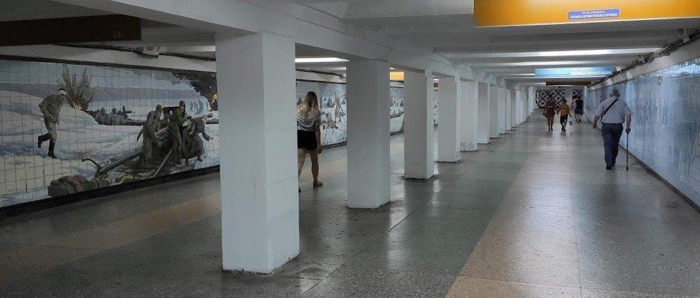 Реставраторы Ростова-на-Дону ждут тендер на восстановление подземных переходов с мозаикой!